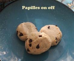 Biscuits sans beurre, à la compote et farine de petit épeautre - IG bas