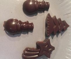 Chocolat praliné feuilleté