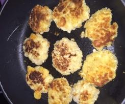 Nuggets poulet Gruyère