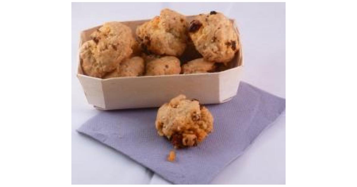 cookies sal s au chorizo parmesan et s same ap ro par. Black Bedroom Furniture Sets. Home Design Ideas