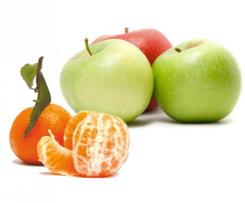 Compote pomme cléméntine