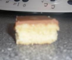 Sablés écossais au caramel et chocolat praliné