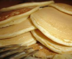 Pancakes au lait d'avoine