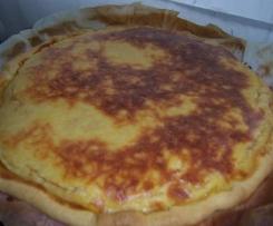 tarte salée courge patate douce