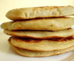 Pancakes à la pomme de terre
