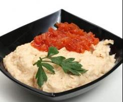 caviar d'haricot blanc (recette roumaine)