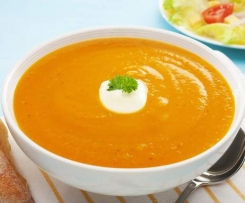 Soupe de New York (carottes, céleri)