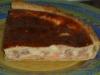 Tarte aux fromages Italiens et mélange saumon-thon