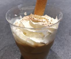 Crème dessert au Carambar