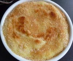 Hachis parmentier de pommes de terre, courgettes, saumon et curry