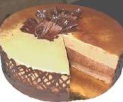 Croustillant aux 3 chocolats comme chez le pâtissier !
