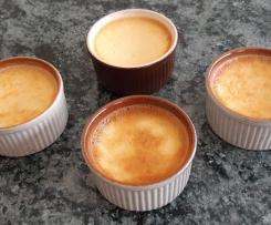 Crème à l'armagnac