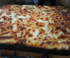 Variante Lasagne aux légumes