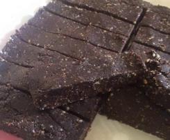 Barre chocolatée proteinée / végétarien et vegan compatible