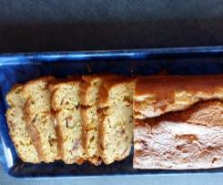 CAKE ANCHOIS,TOMATES ET OLIVES