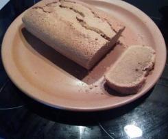 Cake au café tout moelleux!