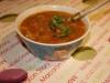 Soupe de tomate au pain