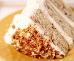 Hummingbird cake ou gâteau colibri