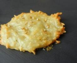 Biscuits apéro à l'emmental