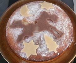 Gâteau pour la fête de nöel du centre équestre