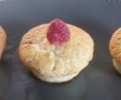 Muffins au Nutella (pour utiliser les blancs d'oeufs)