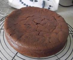 Gâteau choco-betterave