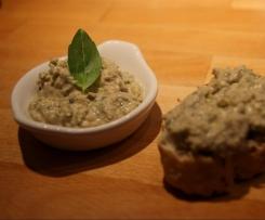Tapenade (Olives vertes & Thon)