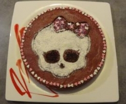 Gâteau d'anniversaire Monster High - Halloween