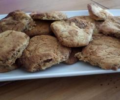 cookie au toblerone