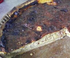 haché de viande en tarte