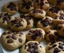 cookies choco sans oeuf sans lait