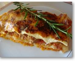 Lasagnes Potimarron et Raclette