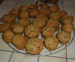 muffins princiers à la cannelle