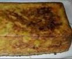 Terrine de surimi à la pomme de terre