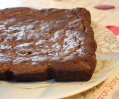 Brownie à l'huile de coco