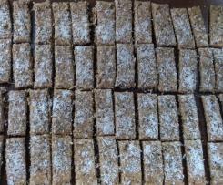 Biscuits apéro croquants avoine à l'italienne