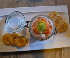 Rillette de saumon WW 4pp