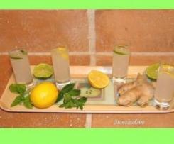 Limonades parfumées