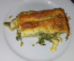 Cannelloni aux épinards