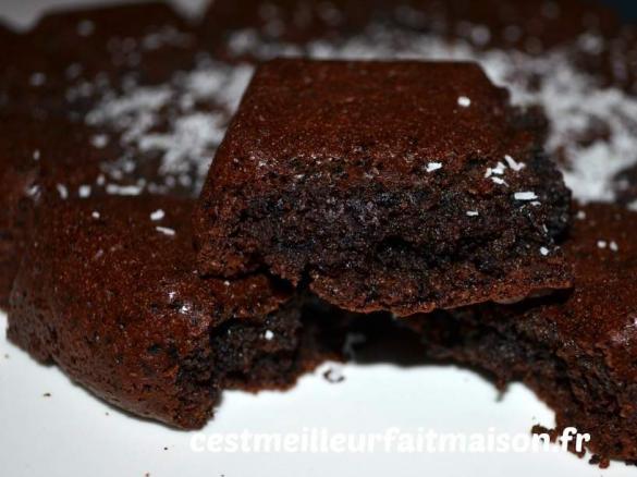 Recette gateau chocolat sans lait ni oeuf