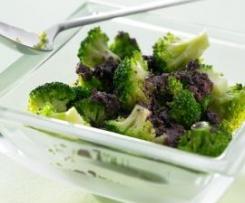 Brocolis aux olives noires
