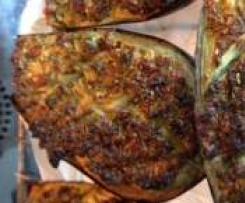 Aubergines méditérranéennes
