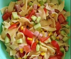 Salade de pâtes fraiche
