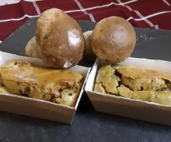 Petits cakes moelleux aux cèpes