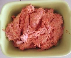 Tartinade de Chorizo