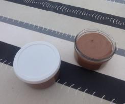 Crème chocolat rapide au tofu