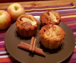mini moelleux pommes cannelle