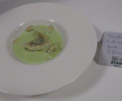 Ravioles d'escargots à la crème - Thermostars