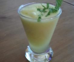 gaspacho ananas