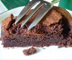 Fondant chocolat - beurre salé